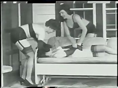 Betty Page Spanking