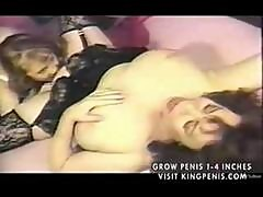 Hardcore Vintage Lesbians Licking Hairy Pussies Wearing Sexy Lingerie