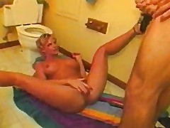 short haired blonde in sex starved fuck sluts sleazy re