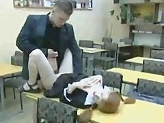 Teen Students Fucking In Classroom By Snahbrandy