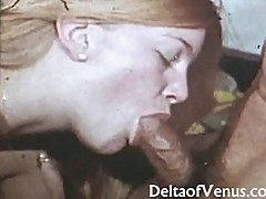 Retro Porn 1970s - Hairy Blonde Teen - Cant Get Enough