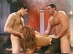 Raylene Threesome