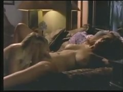 Christy Canyon Hot and Sensual Lesbian Sex